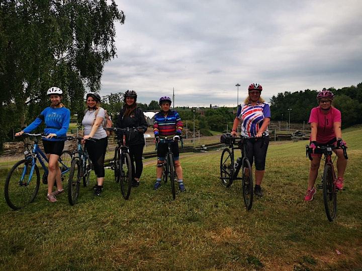 Wheel Women Bike Ride - Tees Barrage and Bridges image