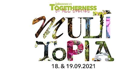 takADEMIE #1 Togetherness: MULTITOPIA Tickets