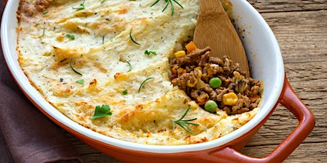 Boozy Irish Comfort Food - Online Cooking Class by Cozymeal™ tickets