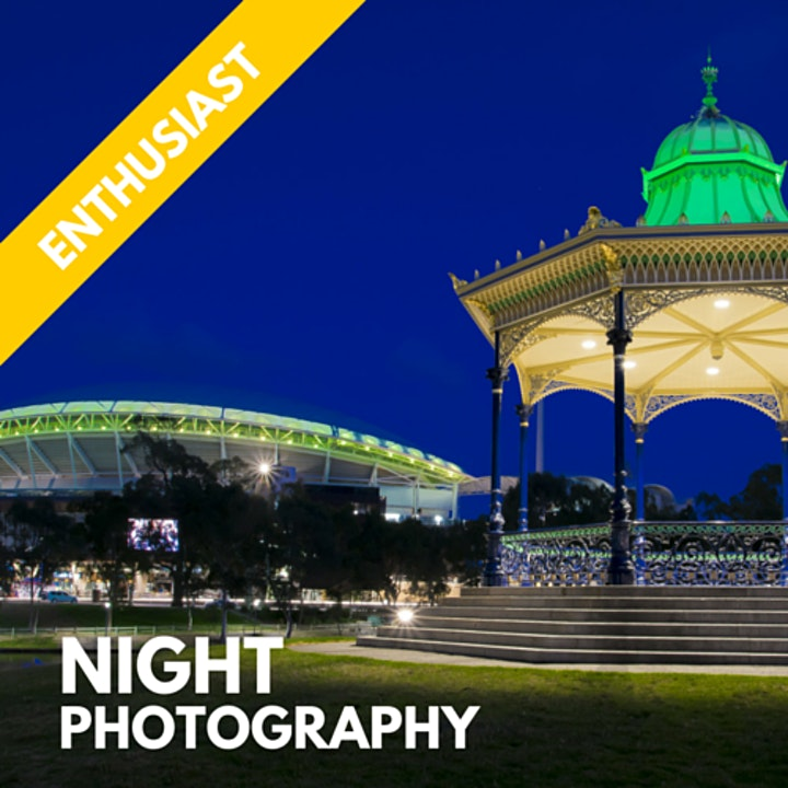 Night Cityscapes with Lindsay Poland and  Sony image