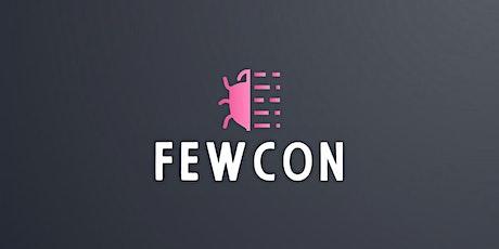 FEWCON 2021 entradas