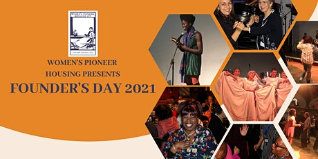 Women's Pioneer Housing  Founder's Day 2021 tickets