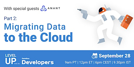 Workshop: Migrating Data to the Cloud! tickets