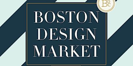 Boston Design Market 2021 tickets