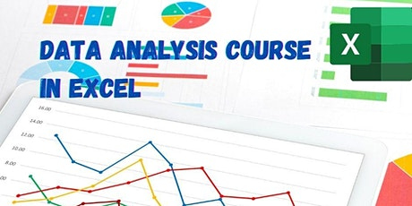 Excel Basics - Introduction to Data Analysis tickets