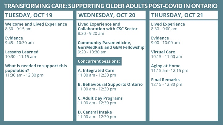 Transforming Care: Supporting Older Adults Post-COVID in Ontario image