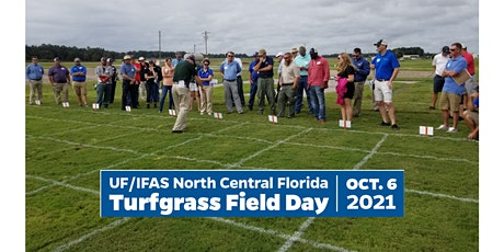 2021 UF/IFAS North Central Florida Turfgrass Field Day tickets