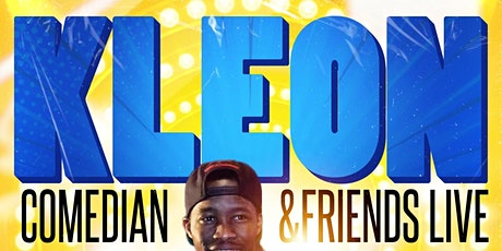 Kleon The Comedian  & Friends tickets