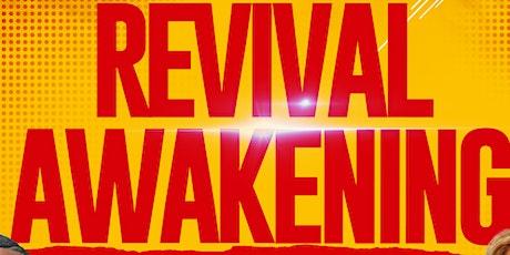 Revival Awakening tickets