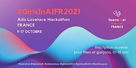 #AdaHack2021  Hackathon – France billets