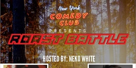 New York Comedy Club - Roast Battle 9/30 tickets