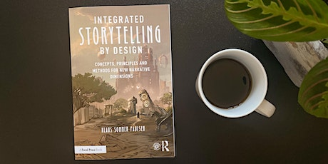 Bogreception for Integrated Storytelling by Design tickets