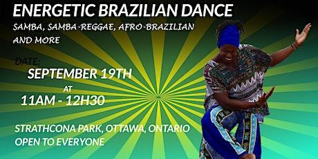 Afro-Brazilian Dance Class tickets