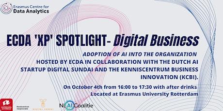 ECDA XP Spotlight Digital Business tickets