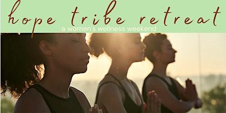 Hope Tribe Retreat 2021 tickets