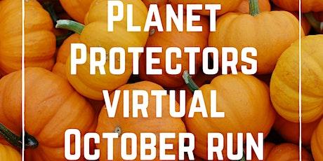 Planet Protectors Virtual October Run 2021 tickets