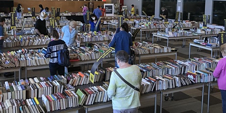 """Westport Library October Book Sale """"Early Bird"""" Entry 10/8/2021  8am to 9am tickets"""
