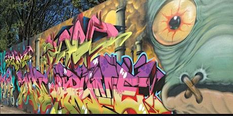 SWG3 Graffiti Art Workshop @ Plantation Tennis Courts tickets
