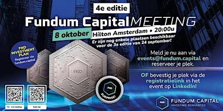 Fundum Capital meeting tickets