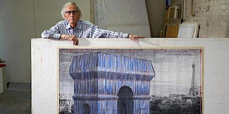 Christo & Jeanne-Claude: L'art de cacher, l'art de dévoiler billets