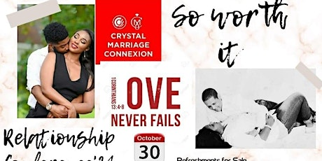 So Worth It - Love Never Fails tickets
