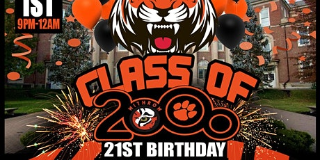 Withrow High School Class of 2000 21st Birthday Bash/Reunion tickets