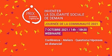Journée de la communauté du Prix Fondation Cognacq-Jay 2021 billets
