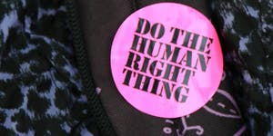 """""""Keep the UK Human Rights Act"""" Workshop"""