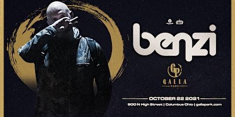 Benzi / October 22 / Galla Park Columbus tickets