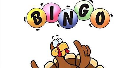 Thanksgiving High Stakes Bingo tickets