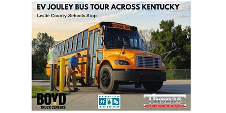 Jouley/Electric Bus Tour  -  Leslie County Schools Stop! tickets