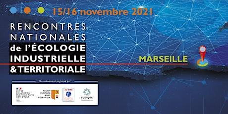 Rencontres Nationales de l'Ecologie Industrielle et Territoriale billets