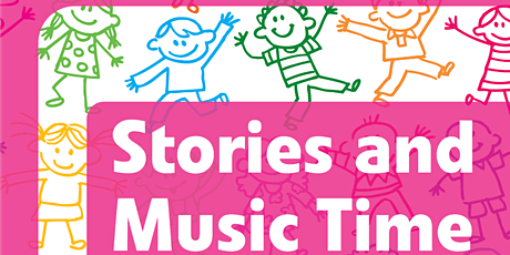 Story and music time with Slough Libraries tickets