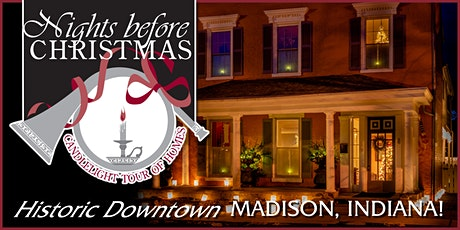 Nights before Christmas Candlelight Tour of Homes tickets