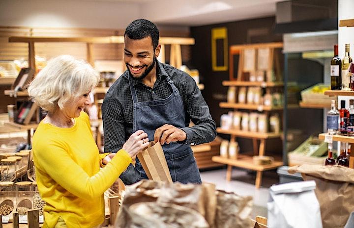 Retail & Hospitality Dementia Awareness image