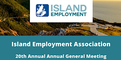 Island Employment Annual General Meeting tickets