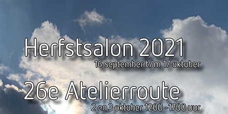 Opening Herfstsalon 2021 tickets