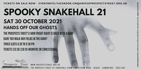 Spooky Snakehall Farm Fright Night 2021 tickets