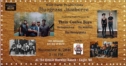 Bluegrass Jamboree tickets