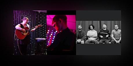 Bungalow Introducing: Speak Easy Circus + Andrea + Adam Dolan tickets
