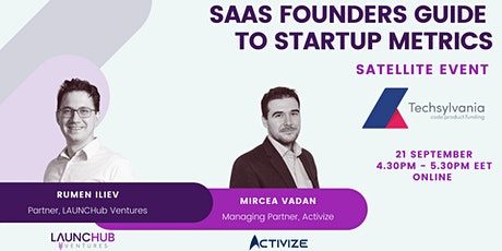 SaaS Founders Guide to Startup Metrics tickets