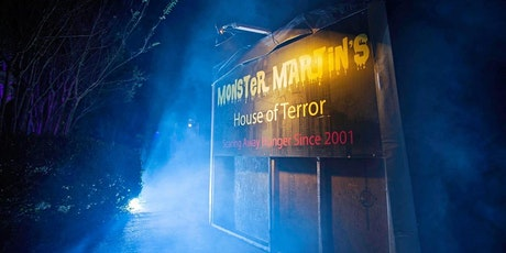Haunted House Attraction tickets