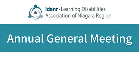 LDANR 2021 Annual General Meeting tickets