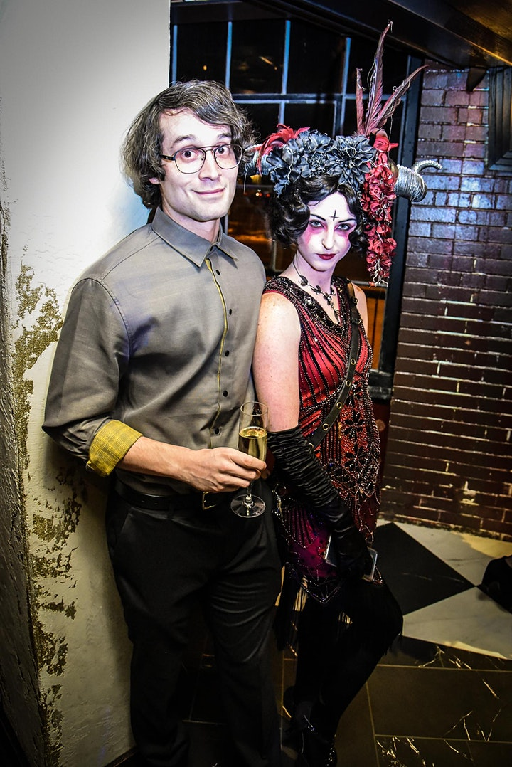Halloween Spookeasy at The Cottonwood Club image