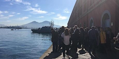 Molo San Vincenzo e Bacino di raddobbo Borbonico: Port Heritage for All! biglietti