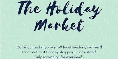 Haygood Vendor Village- Holiday Market tickets