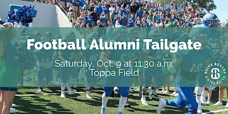 Football Alumni Tailgate tickets