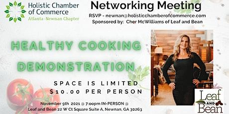 Atlanta Newnan Holistic Chamber of Commerce Networking Meeting tickets