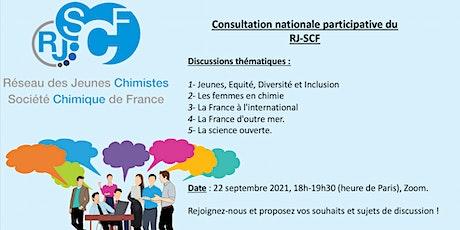 Consultation nationale participative du RJ-SCF tickets