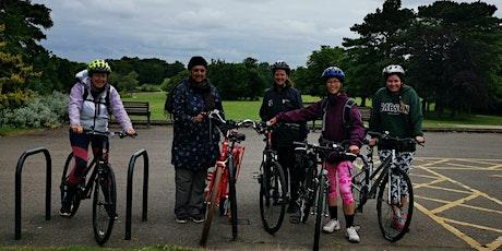 Wheel Women Bike Ride - Albert Park to Stewart Park tickets
